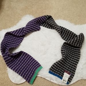 NWT. Ben Adler  100% wool scarf